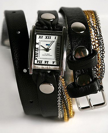 La Mer Chain Wrap Watch $110 urbanoutfitters.com