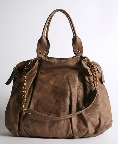 Sabina Pleated Bag $258 urbanoutfitters.com