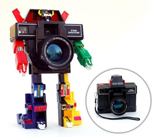 Voltron Camera