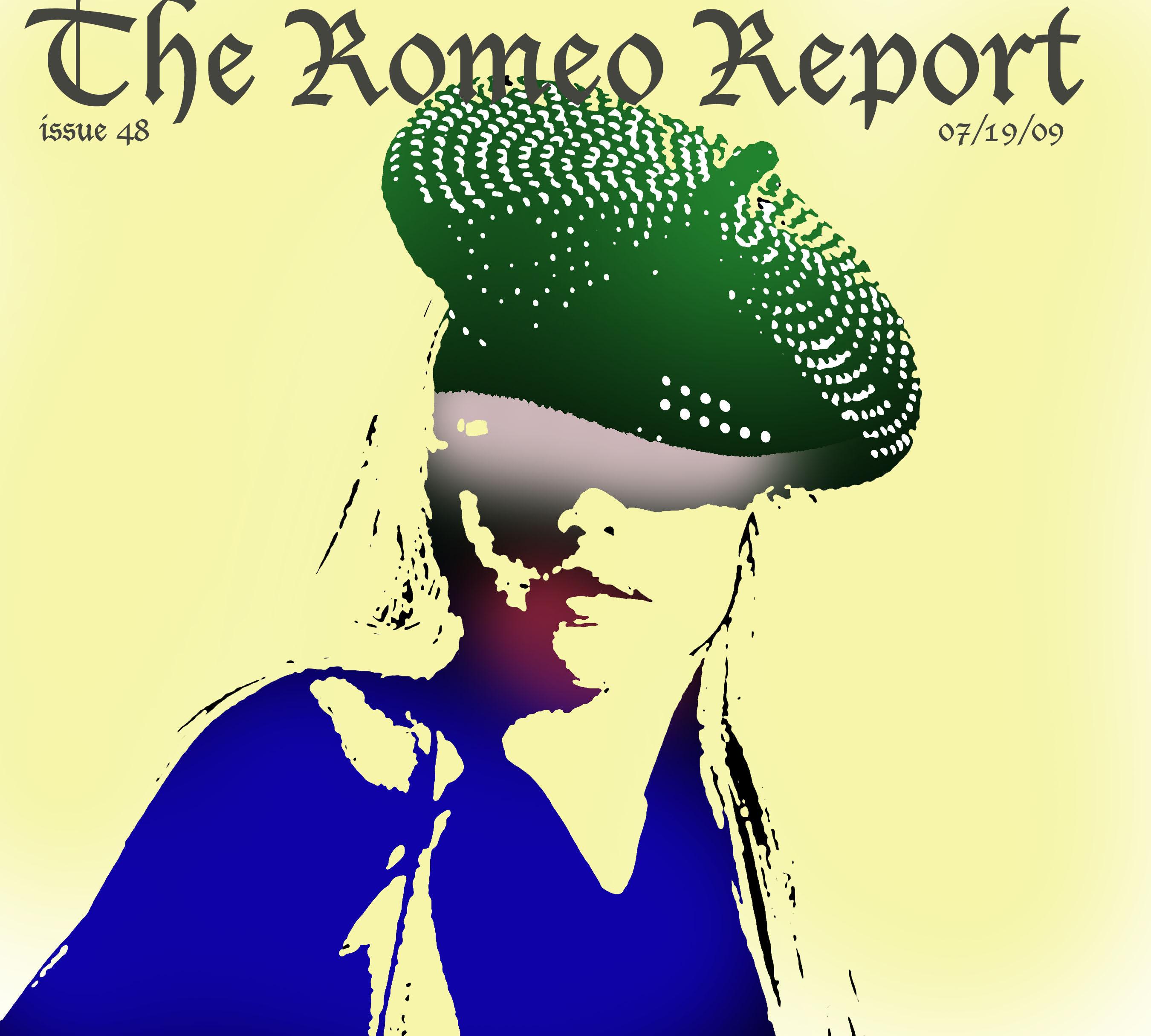 theromeoreport issue 48