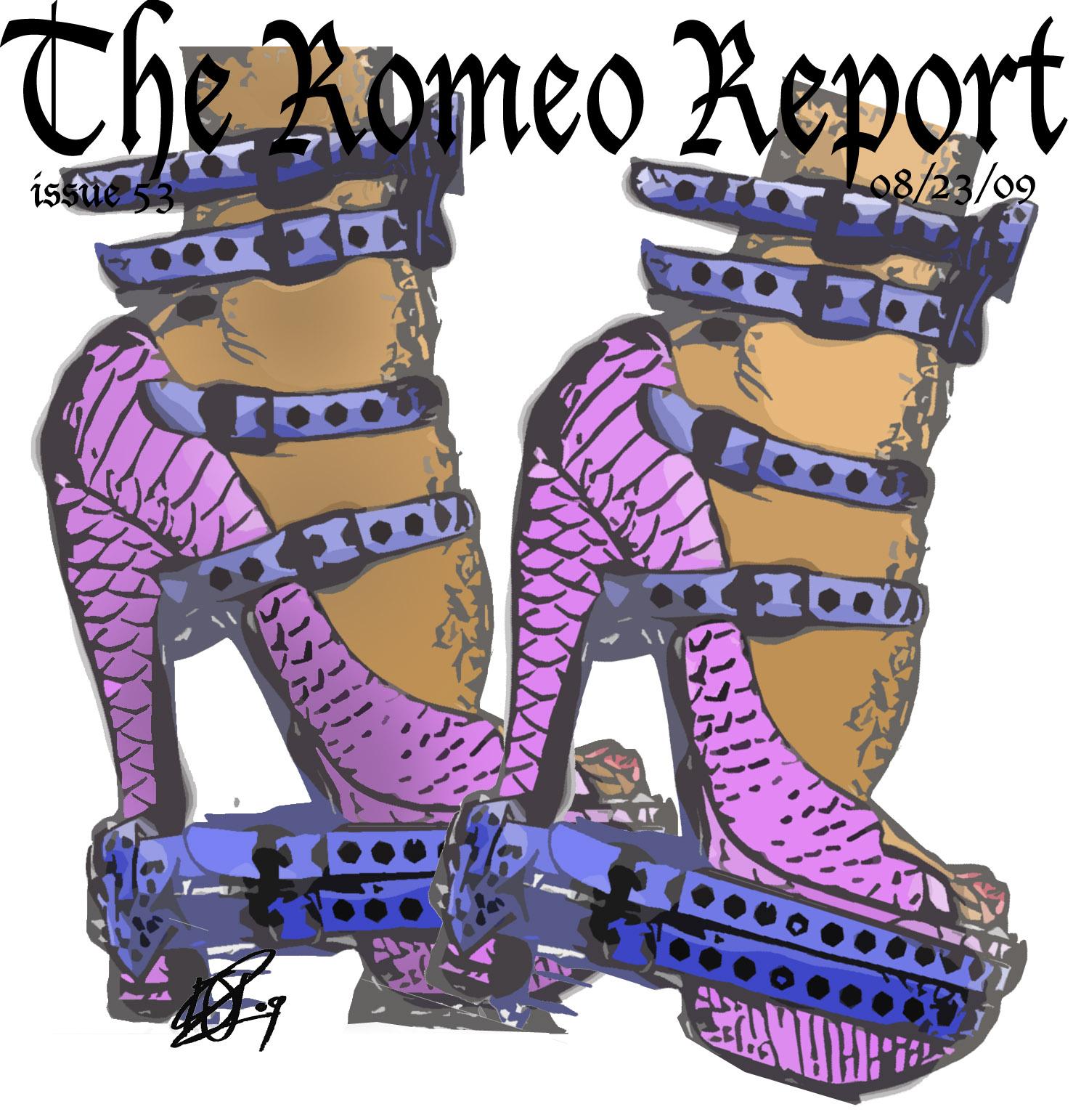 theromeoreport issue 53