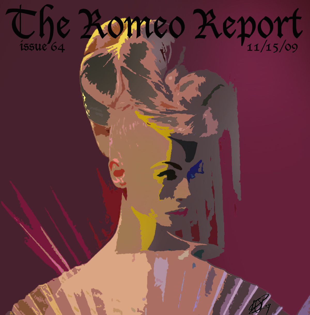 theromeoreport issu 64